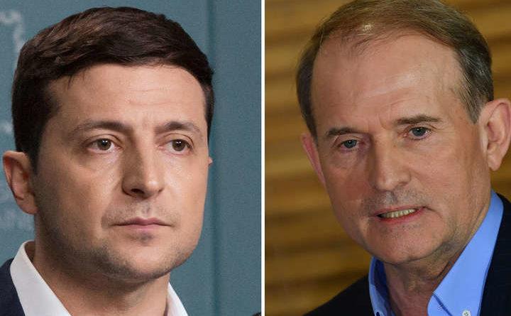 Ukraine: Zelensky contra Medvedchuk