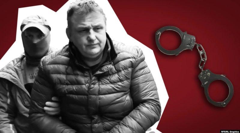 Krymski dziennikarz Wlad Esipenko ofiarą rosyjskiej szpiegomanii